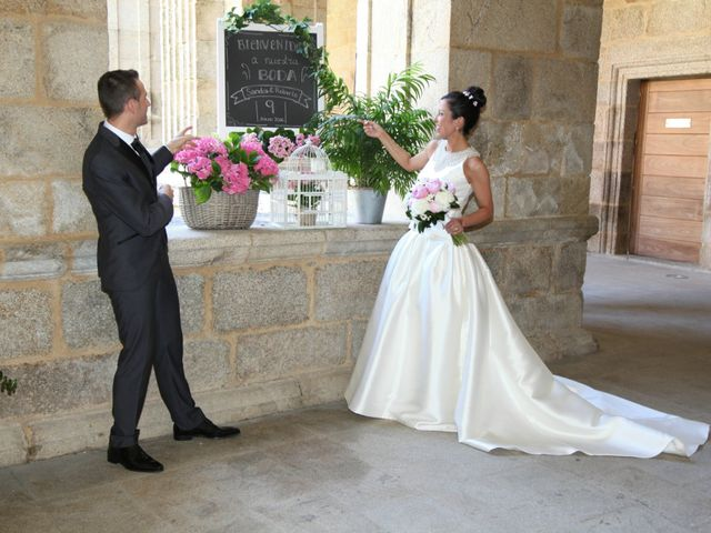 La boda de Roberto y Sandra en San Clodio, Orense 15