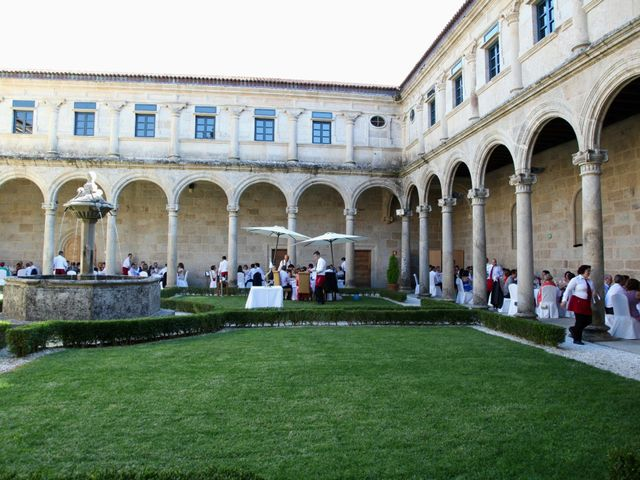 La boda de Roberto y Sandra en San Clodio, Orense 22