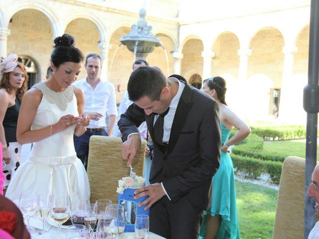 La boda de Roberto y Sandra en San Clodio, Orense 30