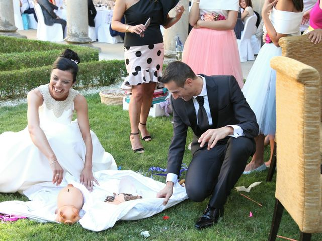 La boda de Roberto y Sandra en San Clodio, Orense 31