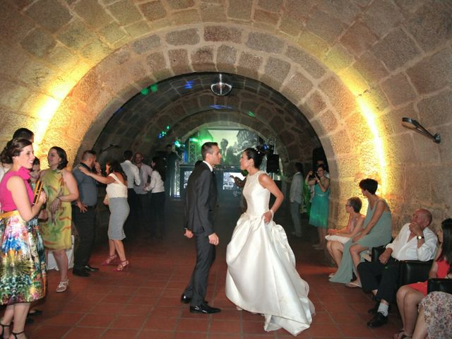 La boda de Roberto y Sandra en San Clodio, Orense 33