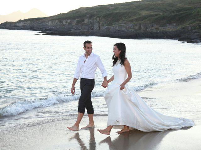 La boda de Roberto y Sandra en San Clodio, Orense 36
