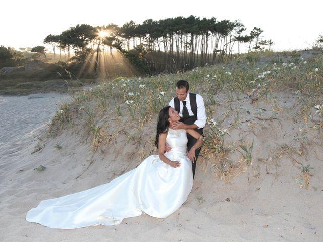 La boda de Roberto y Sandra en San Clodio, Orense 37