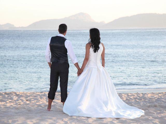 La boda de Roberto y Sandra en San Clodio, Orense 38