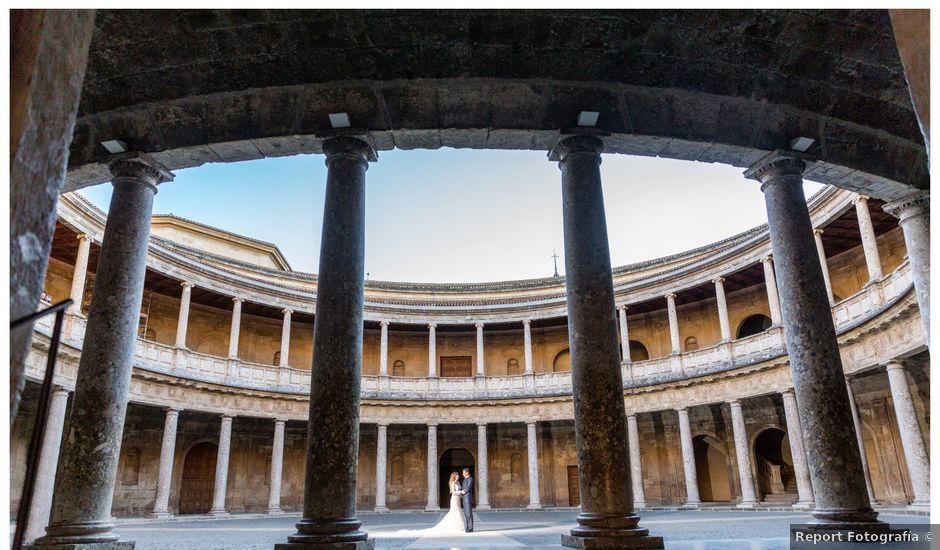 La boda de Manolo y Inma en Granada, Granada