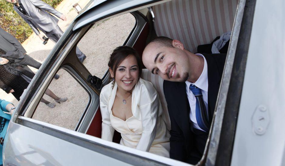 La boda de Cristina y Lluís en Girona, Girona