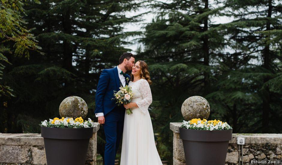 La boda de Quique y Sara en Collado Villalba, Madrid