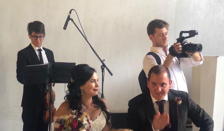 La boda de Luis y Alida en Cubas De La Sagra, Madrid