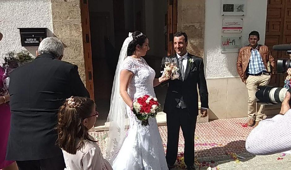 La boda de Benjamin y Yolanda en Campillo De Arenas, Jaén