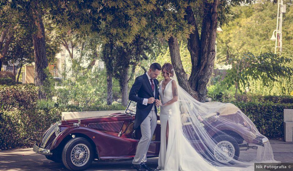 La boda de Manuel y Ana en Mancha Real, Jaén