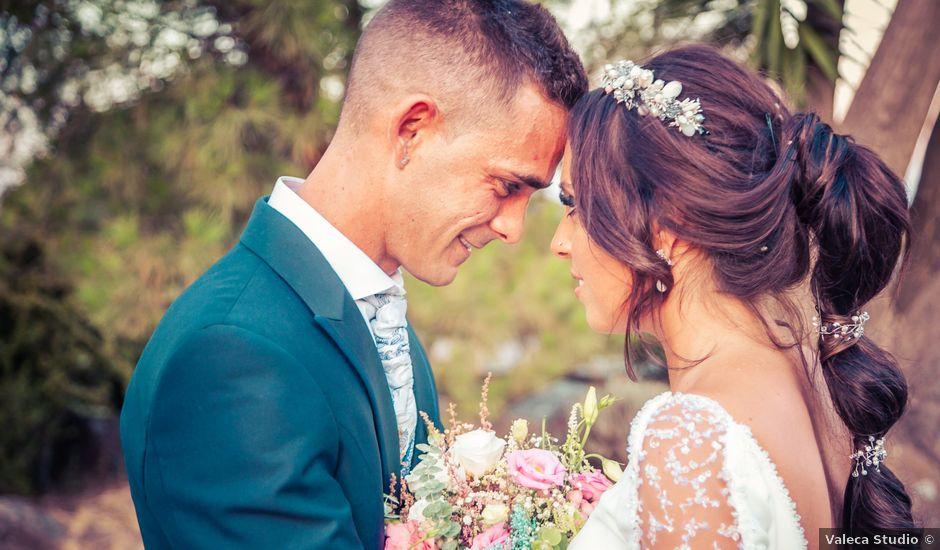 La boda de Rocío y Carlos en La Zarza, Huelva