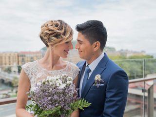 La boda de Eider y Byron