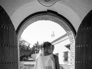 La boda de Isabel María Román Miceas y Antonio Ariza 3