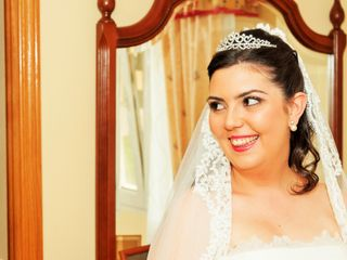La boda de Rocio y Borja 1