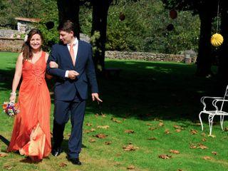 La boda de Silvia  y Andrei 1