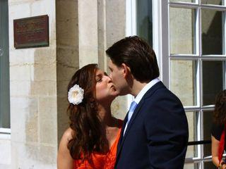 La boda de Silvia  y Andrei