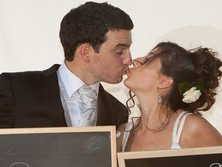 La boda de Piedad y Mathieu