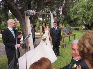 La boda de Gema y José