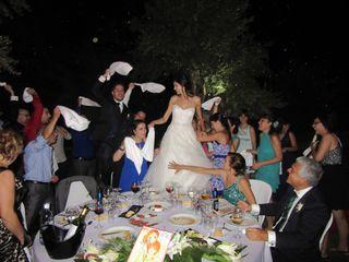 La boda de Gema y José 2