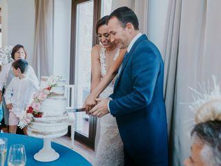 La boda de Sandra y Ignacio