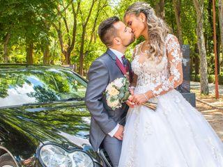 La boda de Yaqueline y Raúl