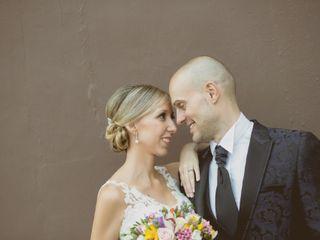 La boda de Sandra y Segis