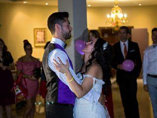 La boda de Rosa y Abraham