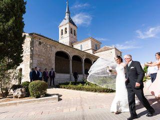 La boda de Ana y Pierre 1