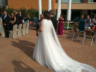 La boda de Nazaret  y Alberto  1