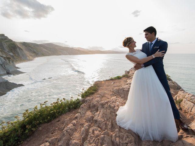 La boda de Byron y Eider en Donostia-San Sebastián, Guipúzcoa 20