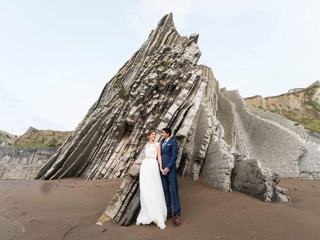 La boda de Byron y Eider en Donostia-San Sebastián, Guipúzcoa 26
