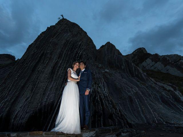 La boda de Byron y Eider en Donostia-San Sebastián, Guipúzcoa 27