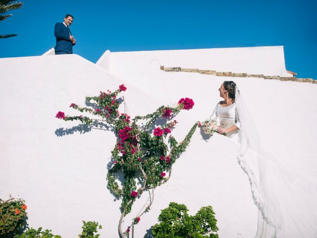 La boda de Antonio Ariza y Isabel María Román Miceas en Chiclana De La Frontera, Cádiz 5