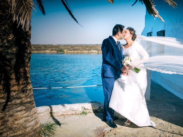 La boda de Antonio Ariza y Isabel María Román Miceas en Chiclana De La Frontera, Cádiz 8