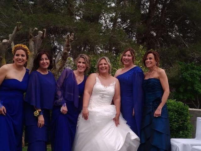 La boda de Antonio y Raquel en Santa Eularia Des Riu, Islas Baleares 7