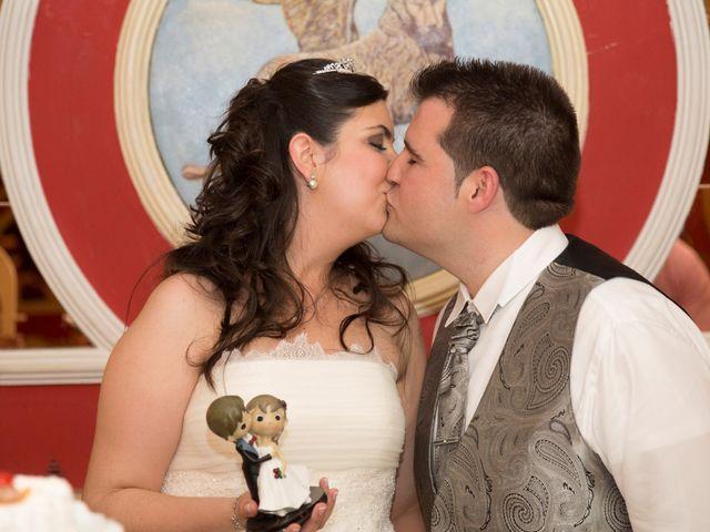 La boda de Rocio y Borja