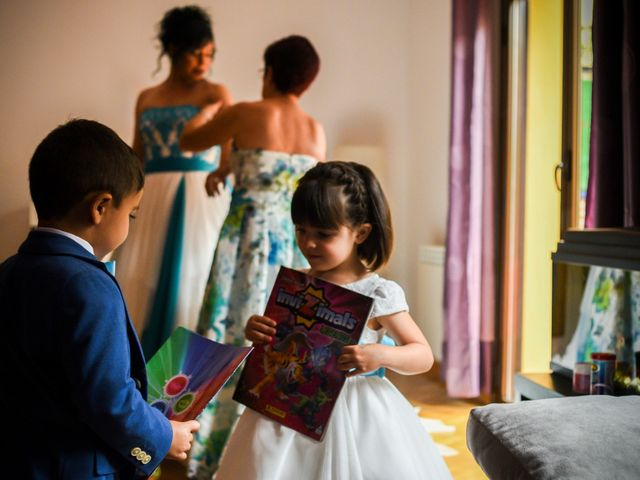 La boda de Javi y Cris en Toledo, Toledo 9