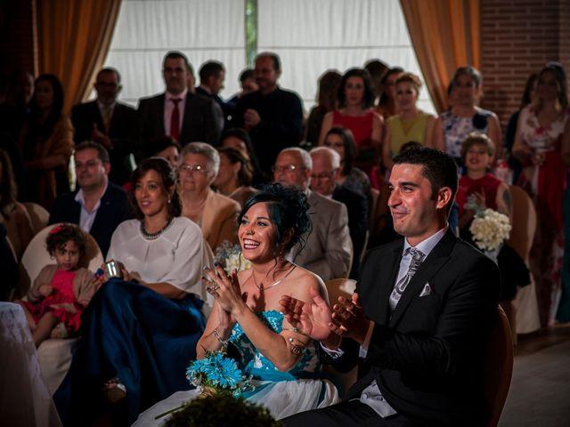 La boda de Javi y Cris en Toledo, Toledo 12