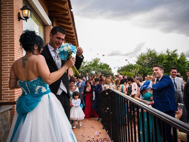 La boda de Javi y Cris en Toledo, Toledo 13