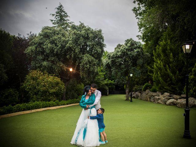La boda de Javi y Cris en Toledo, Toledo 2