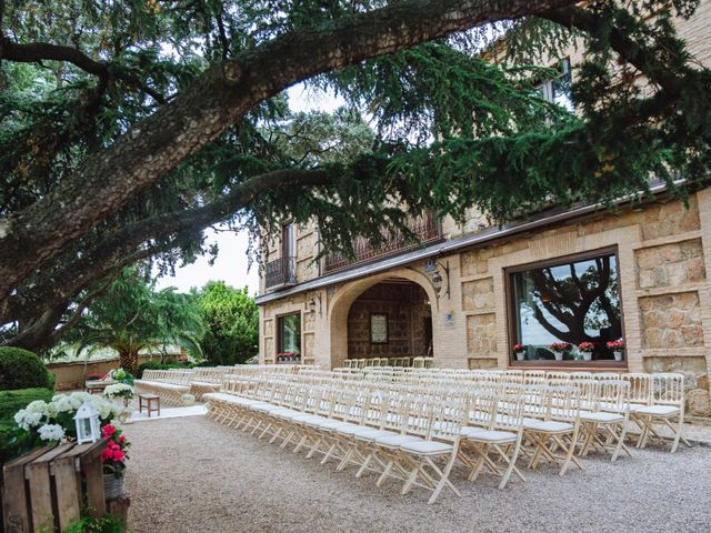 La boda de Pablo y Amanda en Toledo, Toledo 33