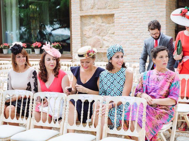 La boda de Pablo y Amanda en Toledo, Toledo 40