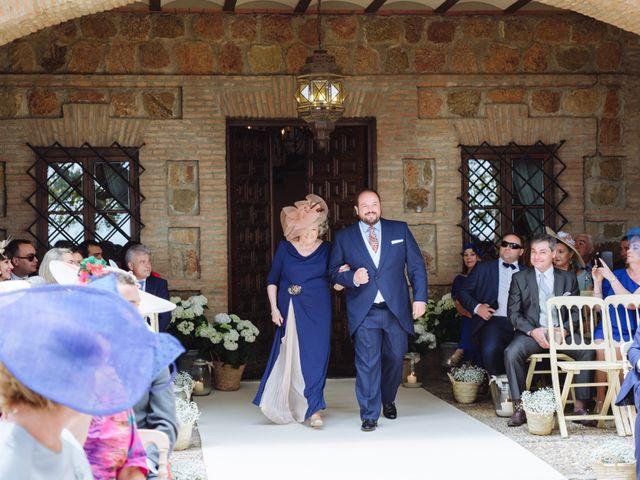 La boda de Pablo y Amanda en Toledo, Toledo 42