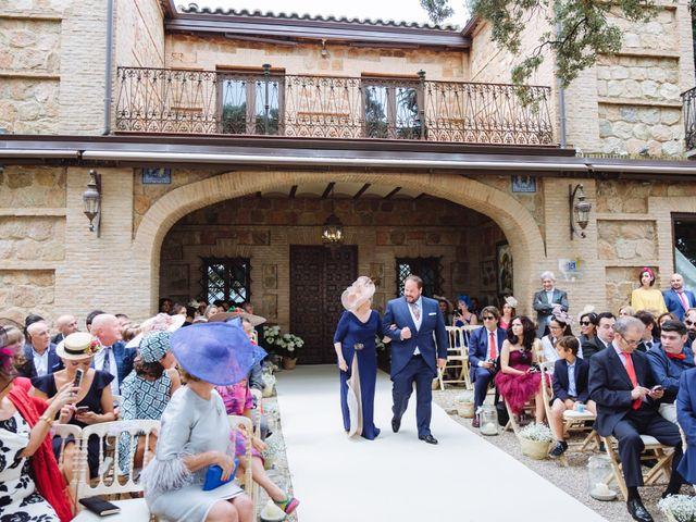 La boda de Pablo y Amanda en Toledo, Toledo 43