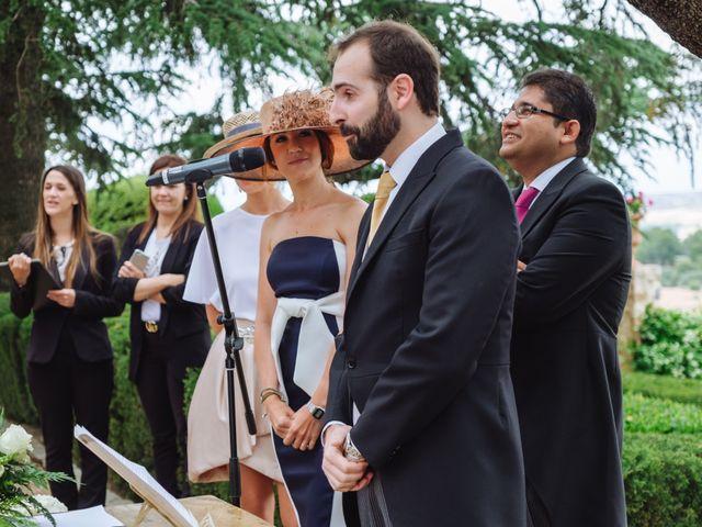 La boda de Pablo y Amanda en Toledo, Toledo 48