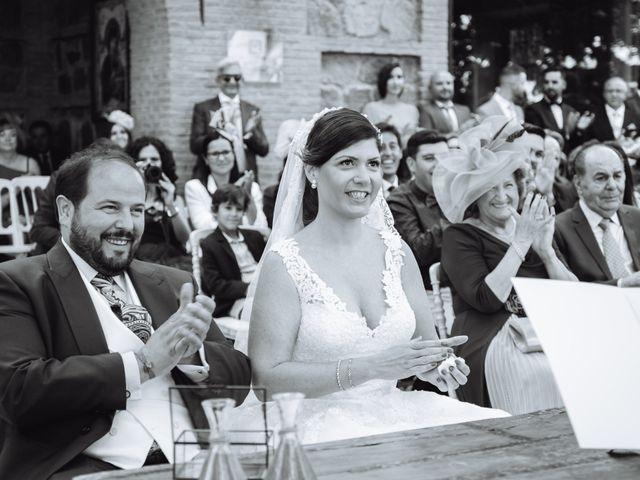 La boda de Pablo y Amanda en Toledo, Toledo 49