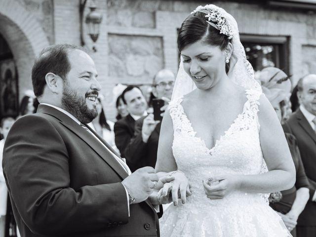 La boda de Pablo y Amanda en Toledo, Toledo 50
