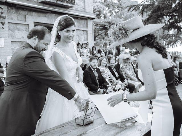 La boda de Pablo y Amanda en Toledo, Toledo 51