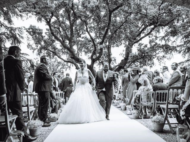 La boda de Pablo y Amanda en Toledo, Toledo 61