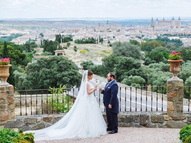 La boda de Pablo y Amanda en Toledo, Toledo 67